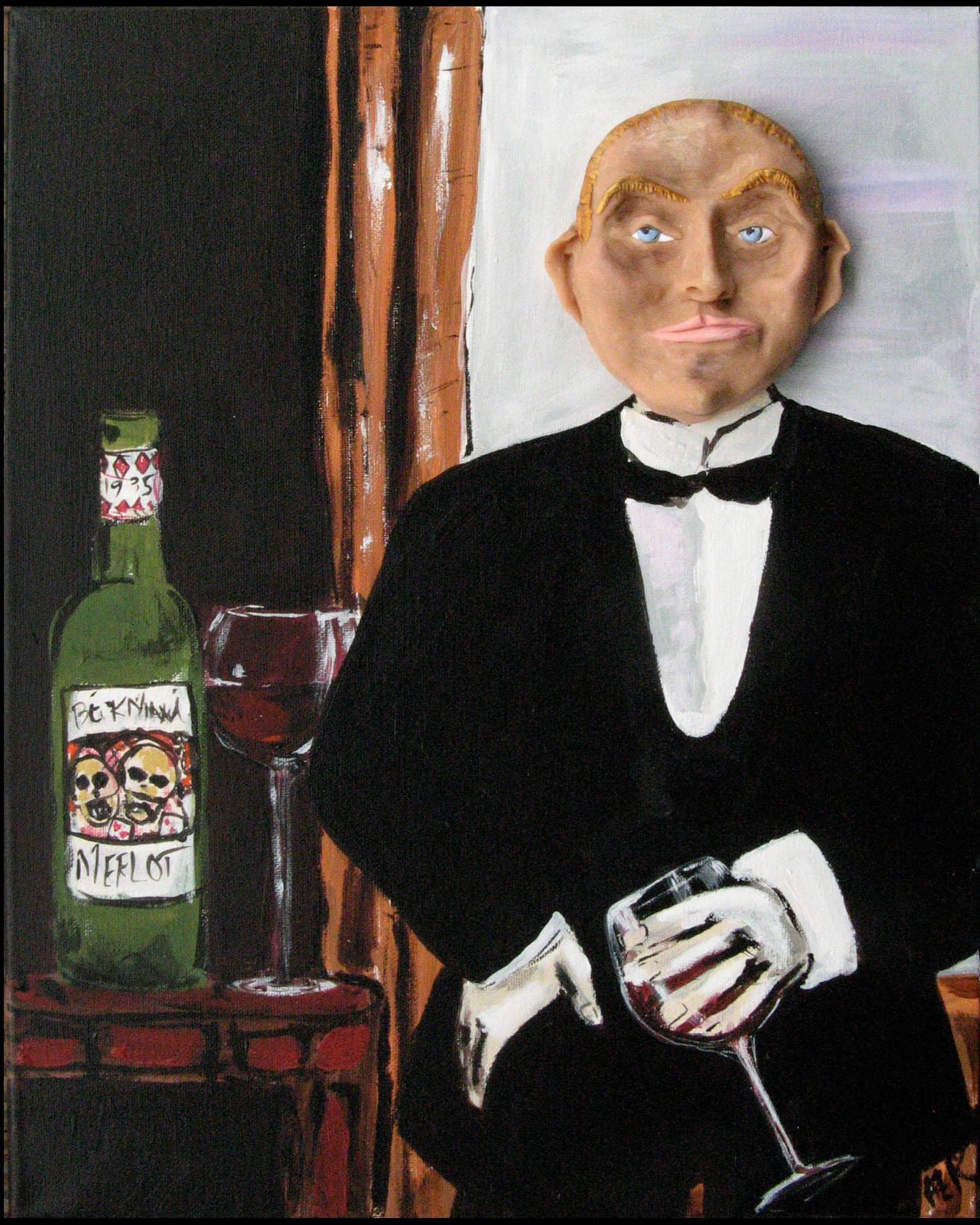 Art History #5: Max Beckmann Merlot