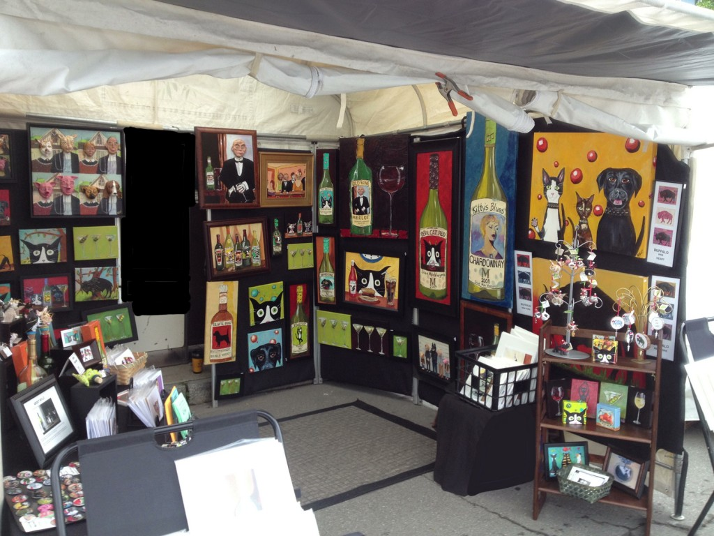 Allentown Art Festival 2013