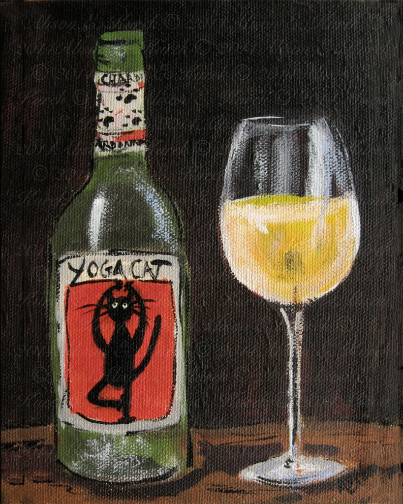 Alison_E_Kurek_Yoga_Cat_White_Wine_Blog