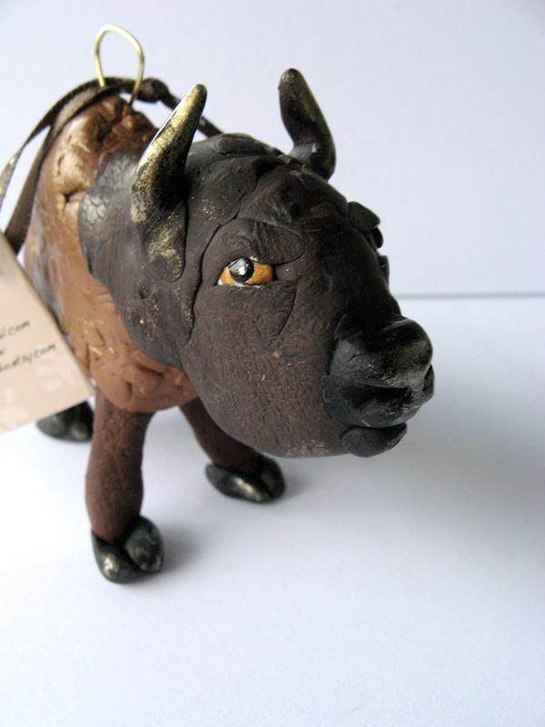 SculptedBuffalo