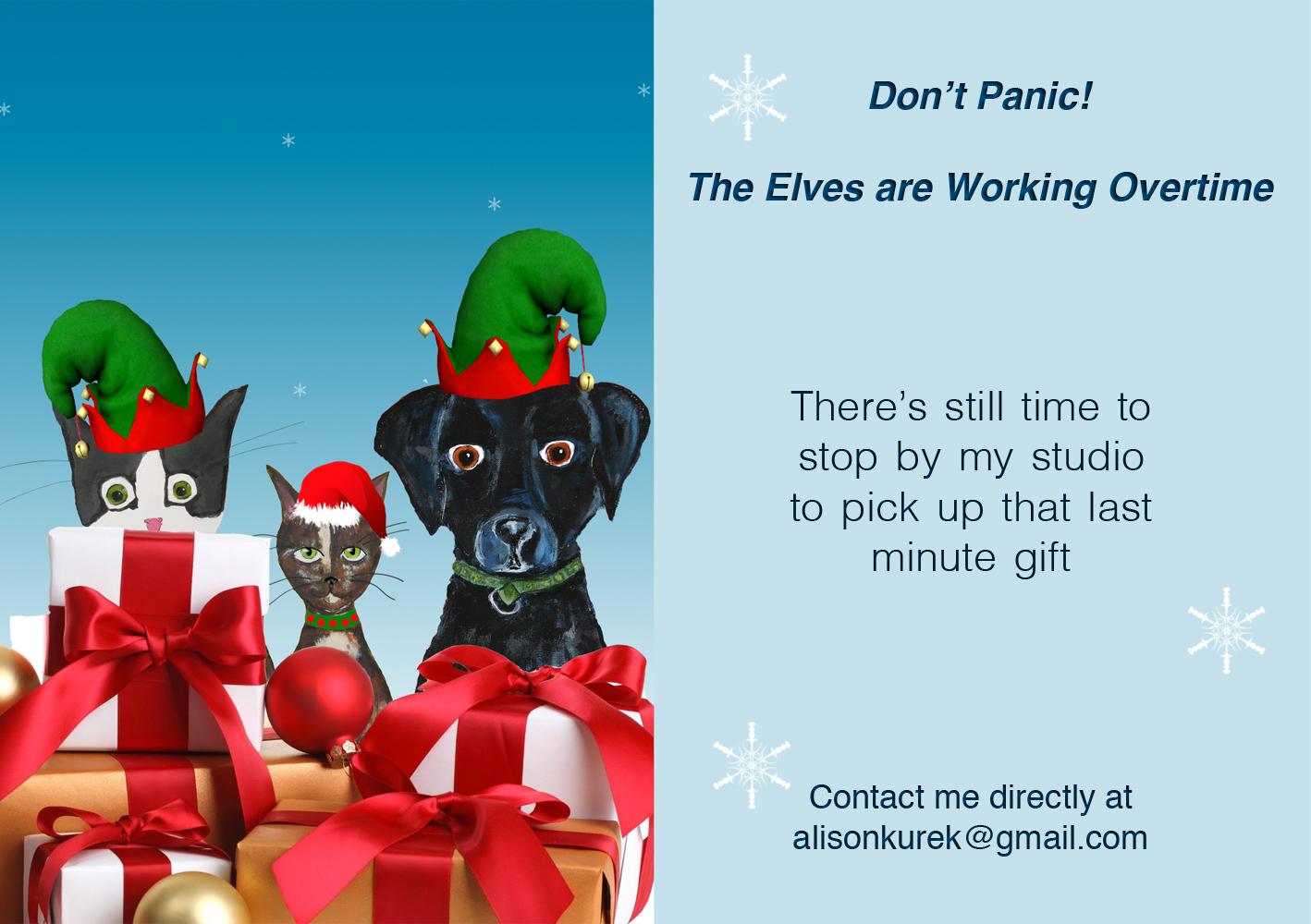 Alison_E_Kurek_Buffalo_NY_Artist_Elves