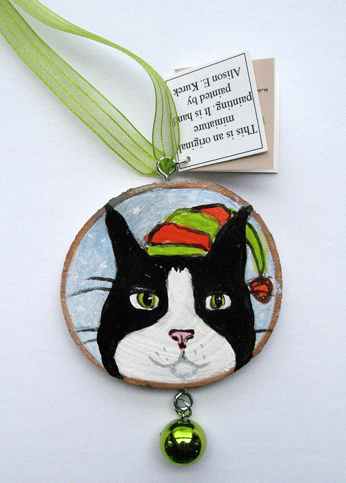 Alison_E_Kurek_Cat_Ornaments_Silent_Mylo_Tuxedo_Cat_Ornament_Winter_Cat_Ornament_3