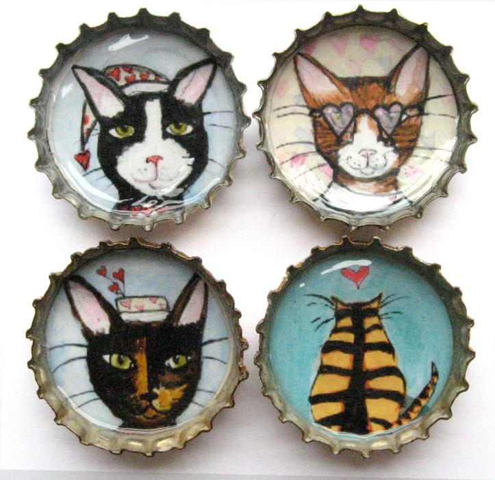Alison_E_Kurek_Snowy_Valentine.Cats